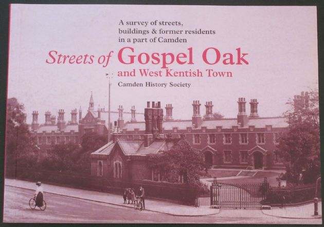 Streets of Gospel Oak and West Kentish Town